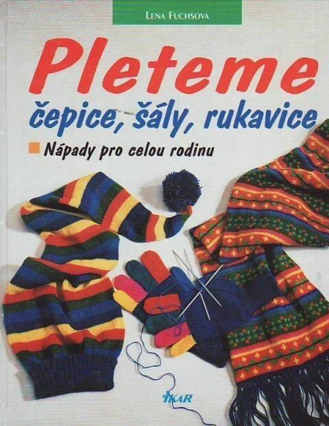 1c6d2f5ab87 pletení (ruční práce)-techniky-vzory - Portaro - library catalog